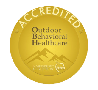 Outdoor behavioral healthcare accreditation
