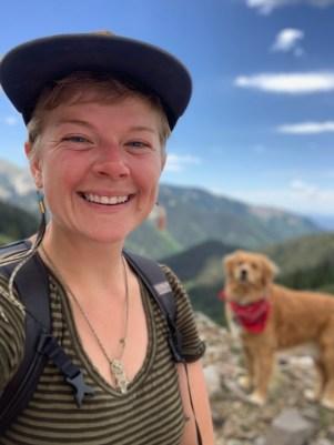Emily Jones, Open Sky Jumping Mouse 2019