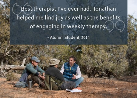 Therapist Jonathan Mitchell 9 year anniversary
