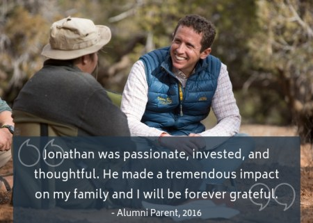 Adolescent Boys Therapist Jonathan Mitchell 9 year anniversary parent quote
