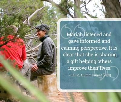 Mariah Loftin Parent testimonial
