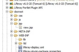 Create Simple Web Content in Liferay - Tech blog
