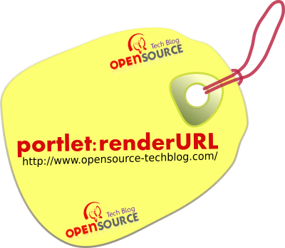 render URL by Portlet Tag portlet:renderURL