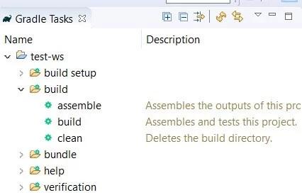 Gradle task - Liferay workspace