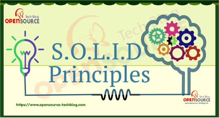 SOLID Priniciples - Tech blog