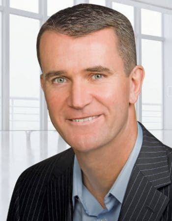 Steve Shine, EVP, worldwide operations, Ingres Corporation