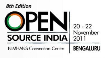 Open Source India 2011