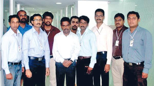 Orisys team