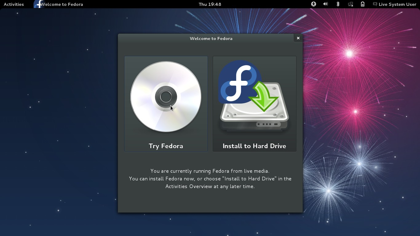 Fedora 17 Review: It's an Upstream Experience - Open Source
