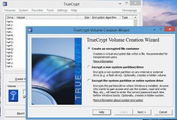 Figure 4 TrueCrypt