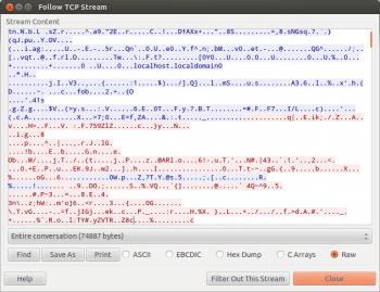 Screenshot2 Follow TCP Stream