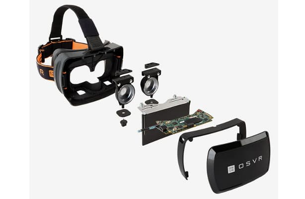 Acer to help development of open source VR kit