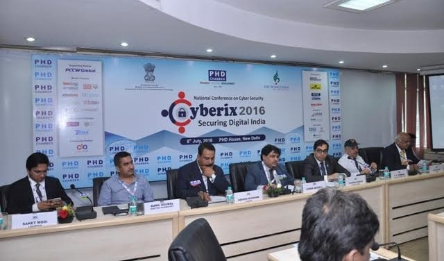 Cyberix 2016 cyber security conference in India