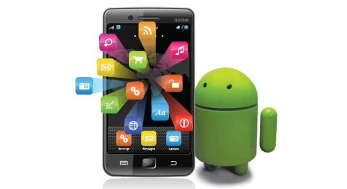 Android smartphone security apps