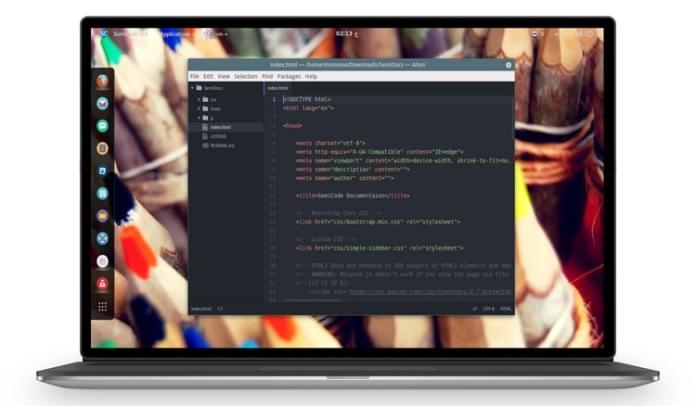 SemiCode OS
