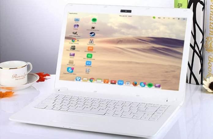 Alpha Litebook Linux notebook