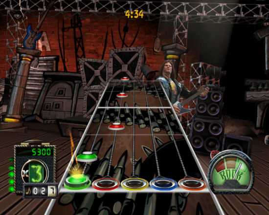 Frets on Fire (Screenshot)