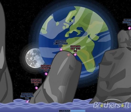 Linux Games Review: HedgeWars