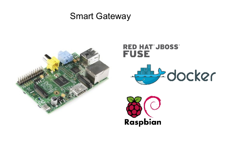 "Building the IoT Smart Gateway with Docker, Raspberry Pi and JBoss for the ""lazy"" ones – Ansible rules!"