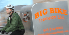 big bike transport logo