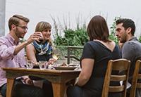 Outdoor Dining - Al Fresco Dining