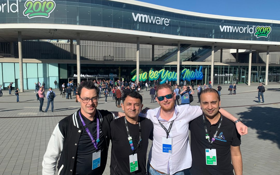 Series:-2 EP8:- Onsite VMWorld 2019 Chat