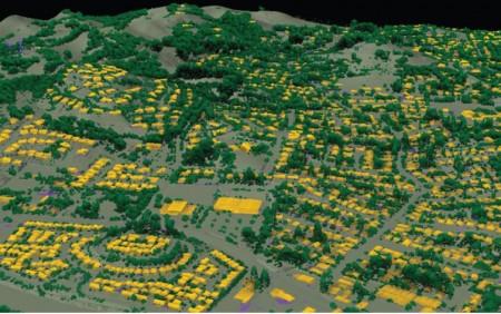 Sonoma County California Topography And Vegetation Data