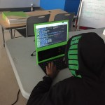 Scholar using linux command line.