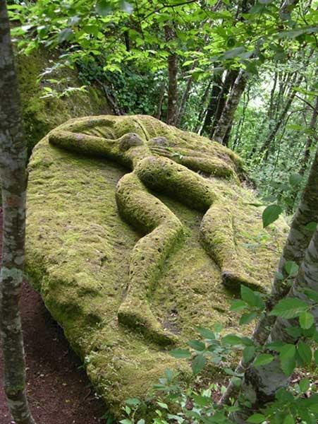 Costantino Morosin - Stanza Naturale, 1996 - metri 12x13