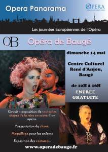 European Opera Days poster
