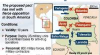 """Redazione, leggendo l'articolo che segue, di cui fornisco traduzione, non posso fare a meno di pensare alle dichiarazioni di Bush riguardo alle torture dell'esercito statunitense in Iraq: Bush parlava di """"mele marce"""". Forse gli Stati Uniti sono un frutteto marcio da 9.375.775 chilometri quadrati. Saluti da Bologna. **************************** Soldati statunitensi e mercenari sono responsabili di abusi e stupri nei confronti di minori colombiani, ma non affronteranno alcuna ripercussione legale grazie ai trattati tra Washington e Bogotà che garantisco loro totale impunità. Prove di tali crimini sono giunte a seguito dei colloqui di pace in corso tra il governo colombiano […]"""