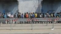 Redazione di Operai Contro, la strage dei padroni continua. Un barcone carico di migranti si è rovesciato nel Canale di Sicilia, 10 morti E' inutile che ci parlino di salvataggi Padroni e politici sono degli assassini Un senegalese Facebook Comments