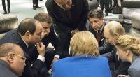 Sotto una montagna di frasi fatte sulla soluzione pacifica del conflitto libico c'è un braccio di ferro  fra compagnie petrolifere e fra i governi che le sostengono per dividersi  il bottino. Cerchiamo di capirne di più.