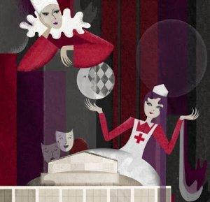 Min älskade Pierrot - en lite olämplig kabaré