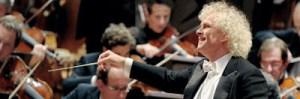 Nyårskonsert med Berlinerfilharmonikerna