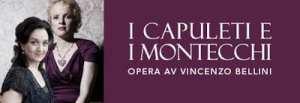 Romeo och Julia premiär på GöteborgsOperan