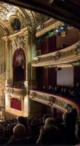 Operaskola i tre delar liten hjälp inför kommande operabesök