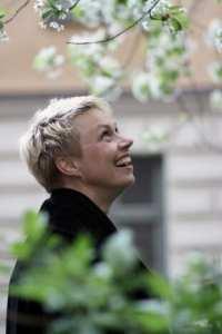 Marie Alexis sopran medlem av Eric Ericssons Kammarkör