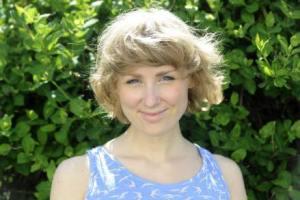 Sofie Asplund ung lyrisk sopran på gång