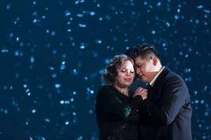 La Bohème premiär på NorrlandsOperan