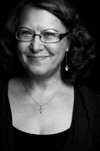 Olga Medianova medlem av Kungliga Operakören - mezzosopran