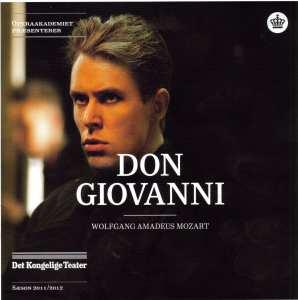 Don Giovanni på Det Kongelige Teater Takkelloftet - synopsis