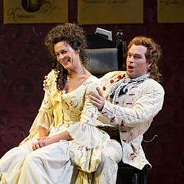 Barberaren Sevilla på Kungliga Operan - synopsis