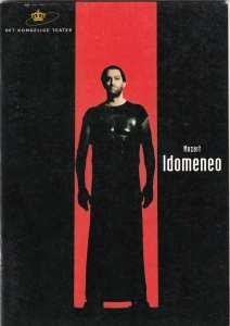 Idomeneo at Royal Danish Opera - Old Stage - synopsis