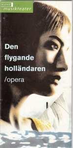 Flygande holländaren - Storan Malmö Musikteater - synopsis