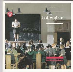 Lohengrin på Det Kongelige Teater Operaen i Köpenhamn - synopsis