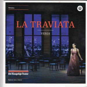 La Traviata på Det Kongelige Teater Operaen i Köpenhamn - synopsis