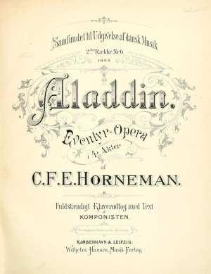 Dansk operahistoria