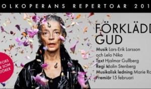 Konsert – och teaterbesök i Sverige och utomlands