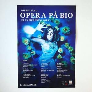 Metropolitan Operabio till FHP:s digitala biografkedja 2016-17